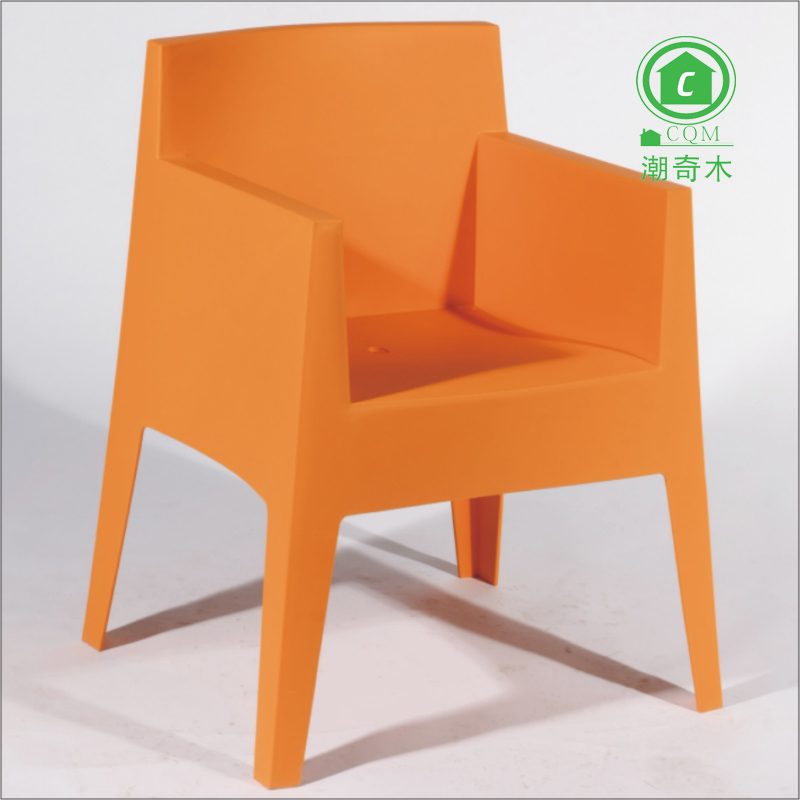 Orange Plastic Chair online shop fashion designer dining chairs plastic chairs classic