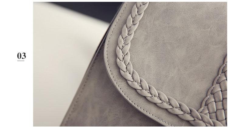 2017 Preppy Style Women Backpack Teenage Girls Pu Leather Backpack Female SchoolBag Machila Femanina Tassel Backpacks Travel Bag (44)