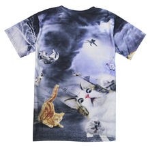 Cats 3D T-shirt Collection