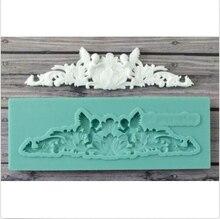 silicone decorative angels fondant cake decoration mold diy chocolate wedding christmas