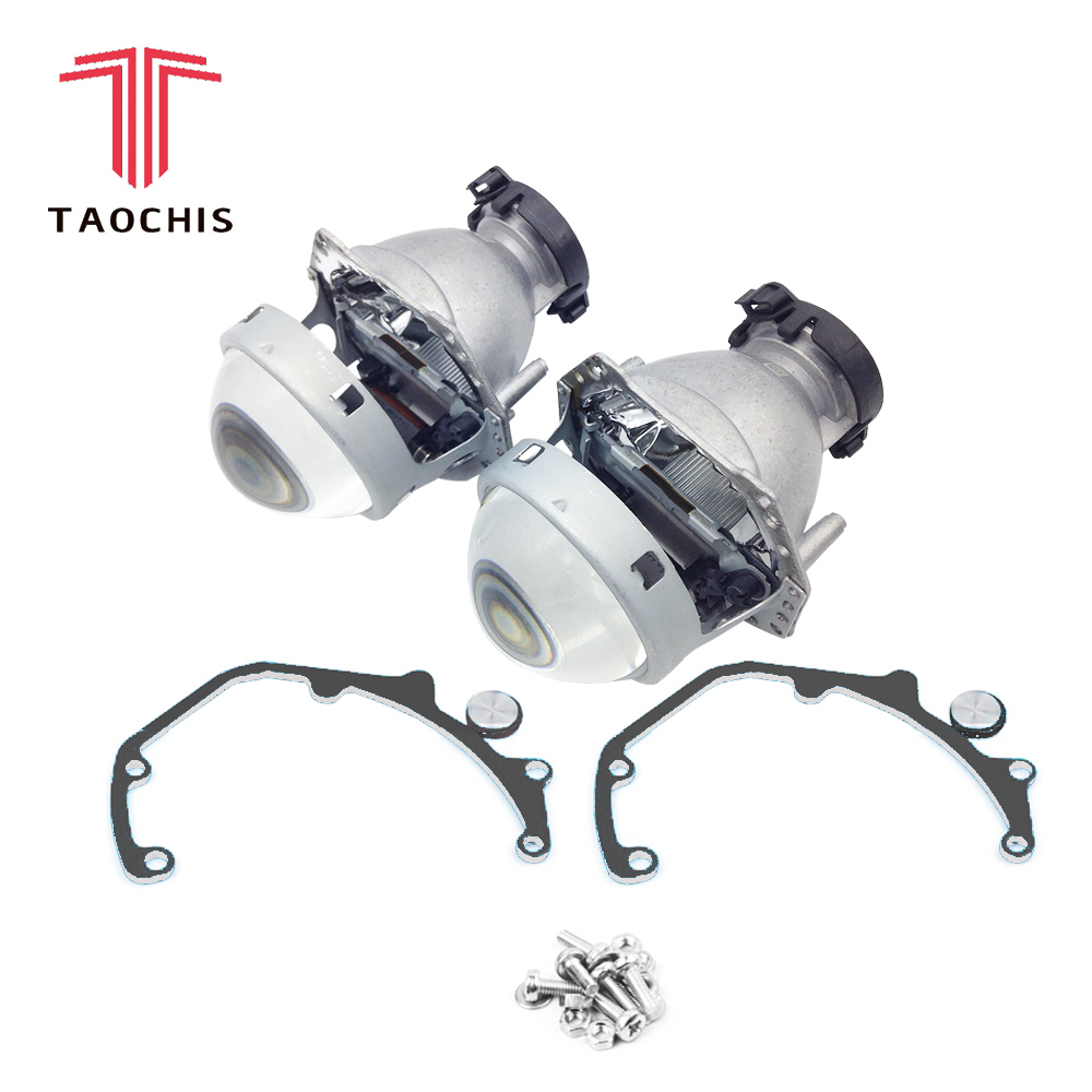 TAOCHIS Car Styling transition frame adapter Hella 3R G5 Projector lens retrofit Bracket for MAZDA CX