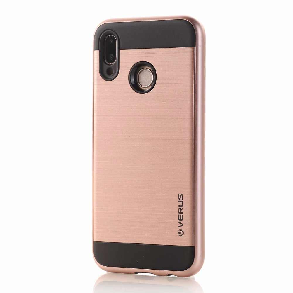 Huawei P9 lite case Heavy armor protection 2-in-1 mobile phone case with multiple colors for huawei P8 lite P9plus mate7 8 honor