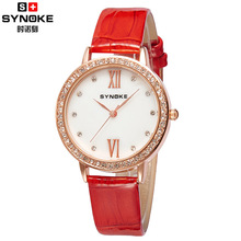 Women Watches Water Resistant Best Watch Brands Ladies White Japan Quartz For Women Birthday Gifts For