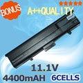4400 mah batería del ordenador portátil para dell inspiron 1318 xps m1330 312-0566 312-0739 451-10473 tt485 wr050 312-0566 312-0567