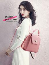 Бесплатная доставка 2017 женщин нового прибытия модный бренд старинные рюкзак, высокое качество кожи печати школьная сумка-рюкзак