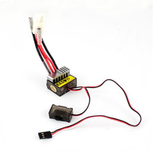 High Quality New 320A Speed Controller ESC For RC Car boart 1/8 1/10 Truck Buggy Toys Wholesale Free Shipping