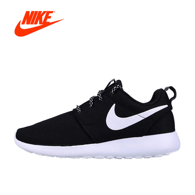 Original New Arrival Authentic NIKE ROSHE ONE Women's Breathable Running Shoes Sports Sneakers nike original new arrival mens sneakers 2017 roshe one running shoes mesh breathable stability high quality for men 511881
