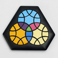 VeryPuzzle Hex Shaper Magic Cube Puzzle On Stock Strange- shape Cubo Magico Educational Toys Drop Shipping