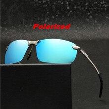 CHUN N129 Men's Polarized Sunglasses Alloy Metal frame Car Driving Sun Glasses 1
