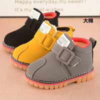 New 2018 European Fashion LED Lighted Children Casual Shoes Luminous Cute Canvas Kids Boys Girls Sneakers