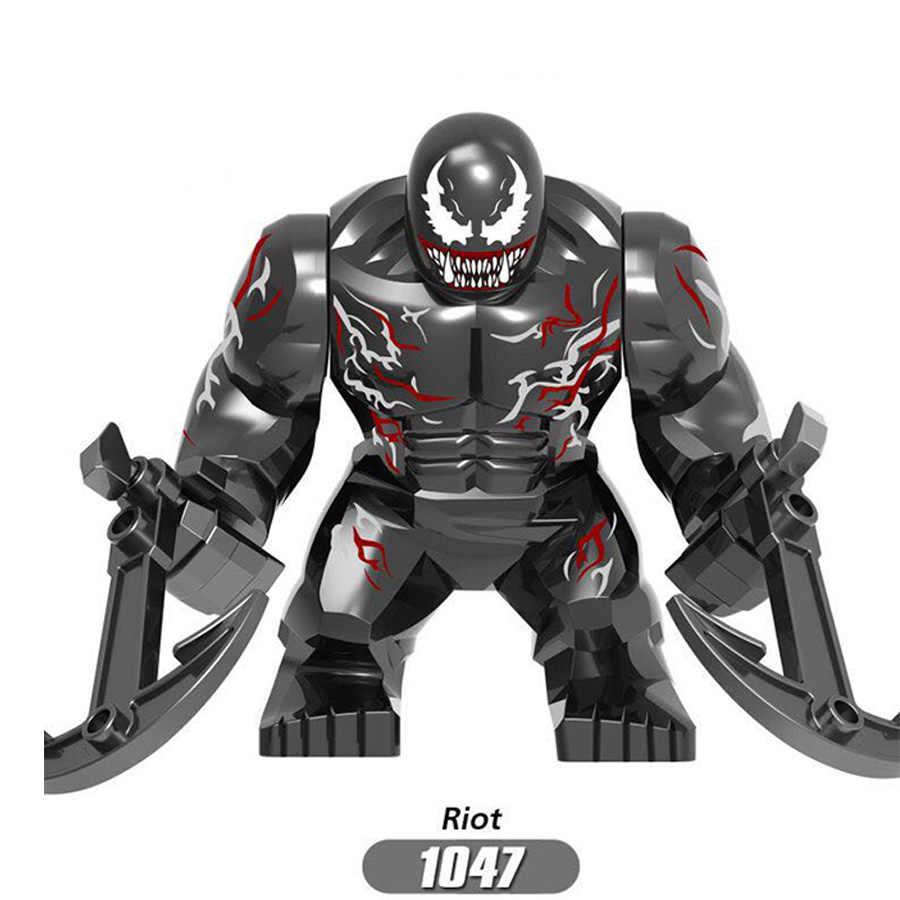 Marvels Avenger 4 Singel Sale Super Heros Bricks building blocks Educational DIY figures Compatible with  legoINGly Toys wy30