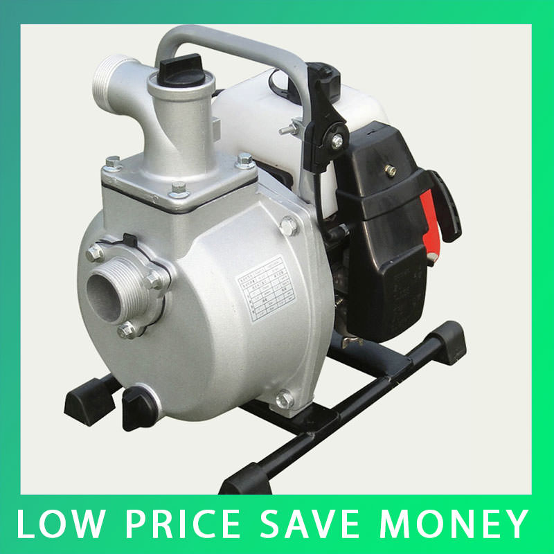 все цены на 15m3/h Two Stroke Gasoline Engine Self-priming Water Pump 1.8kw Agricultural Irrigation Pump