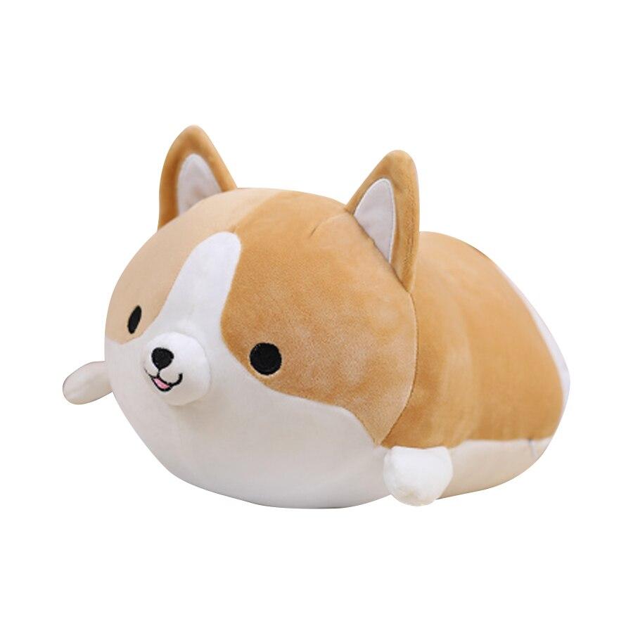 Corgi Toys Plush Dog Simulation Stuffed Animals Plush