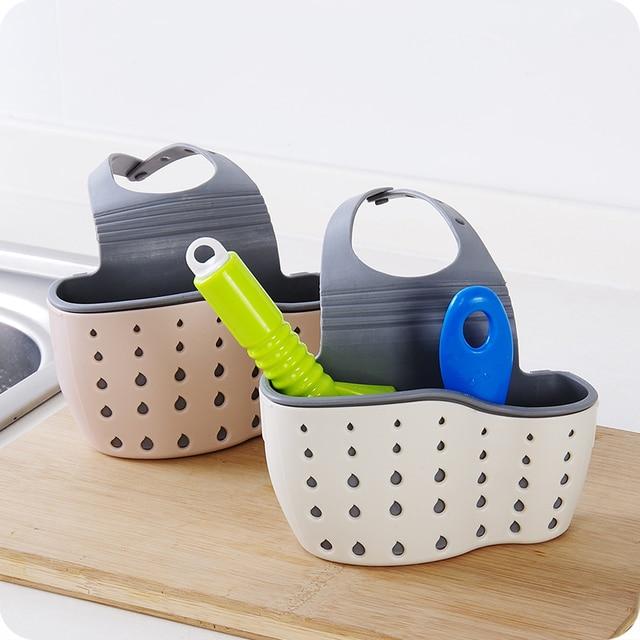 Kitchen Sucker Storage Tool