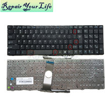 Клавиатура для ноутбука msi ge60 ge70 gp60 gp70 cr61 cx61 gx60