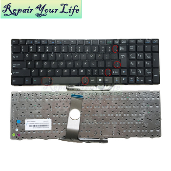 Repair You Life Laptop Keyboard for MSI GE60 GE70 GP60 GP70 CR61 CX61 GX60 CX70 UI layout keyboard P/N: V139922CJ1 Big enter chicony 19 5v 6 15a 120w a12 120p1a ac adapter for clevo w650sj w355st w35 37et msi gp70 2pe l ge60 ge70