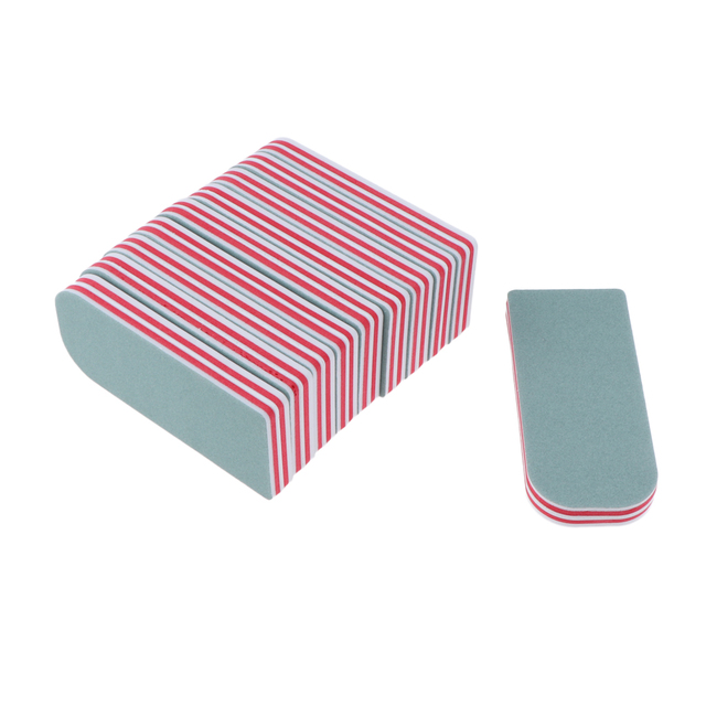 10Pcs Professional Nail Art Buffing Sanding Buffer Block, Dress Your Nails Quickly, Keep the Nails in a Good Shape 2