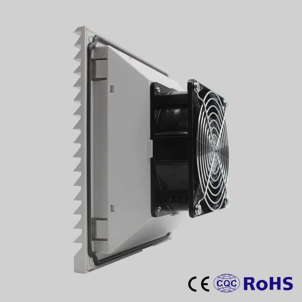 230 v גבוהה מהירות AC הקבל 12038 קירור מאוורר 204*204*105mm אוורור עם מתכת משמר FK6623.230