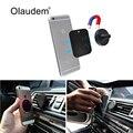Universal Auto Magnética Soporte para Coche Air Vent Mount Clip de Teléfono soporte del sostenedor del soporte para el iphone samsung htc lg smart teléfono MH888