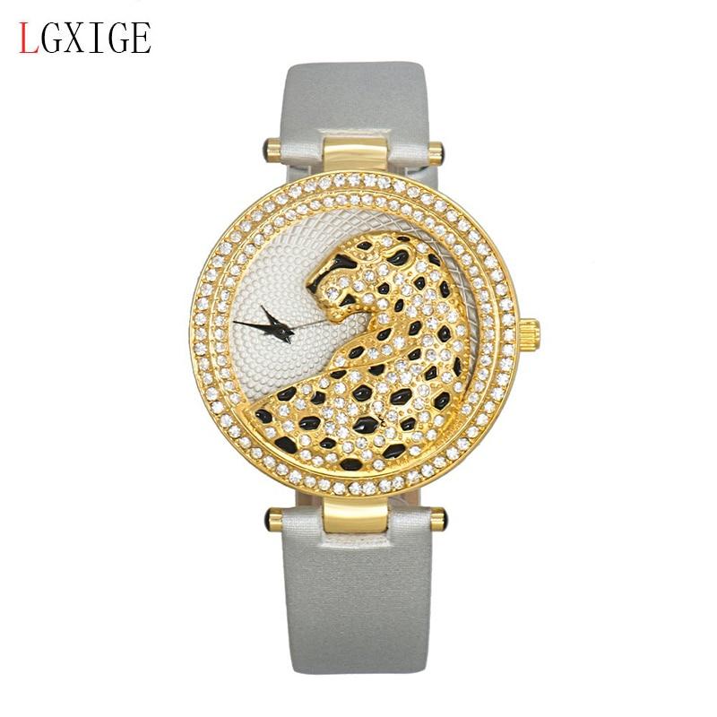 LGXIGE Hot Top luksusliku brändi kella daamid Fashion Diamond - Naiste käekellad