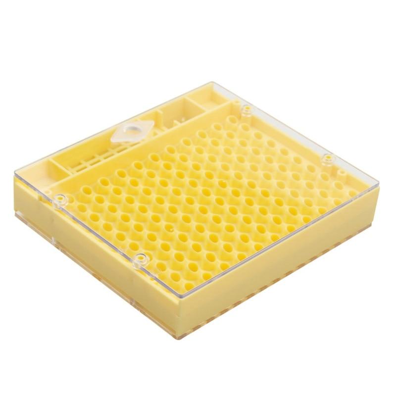 10 個プラスチック蜂クイーンボックス女王飼育ボックスは女王蜂ツール養蜂ツールプラスチック耐久性のある害ません女王蜂  グループ上の ホーム&ガーデン からの 養蜂道具 の中 2