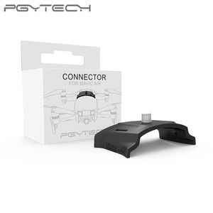 Image 3 - PGYTECH Connector for DJI MAVIC AIR Drone Body Expansion Mavic Air Accessories Connect Camera Adapter For DJI Mavic Air drone