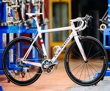 CARROWTER White Colnago C60 full Bicycle Complete carbon road bike With R8000 groupset 50mm wheelset Novatec A271 hubs cheap Unisex Carbon Fibre 21 Speed 150-200cm Double V Brake Other Pedals 120kg 10kg Resistance Rubber (Medium Gear Non-damping)