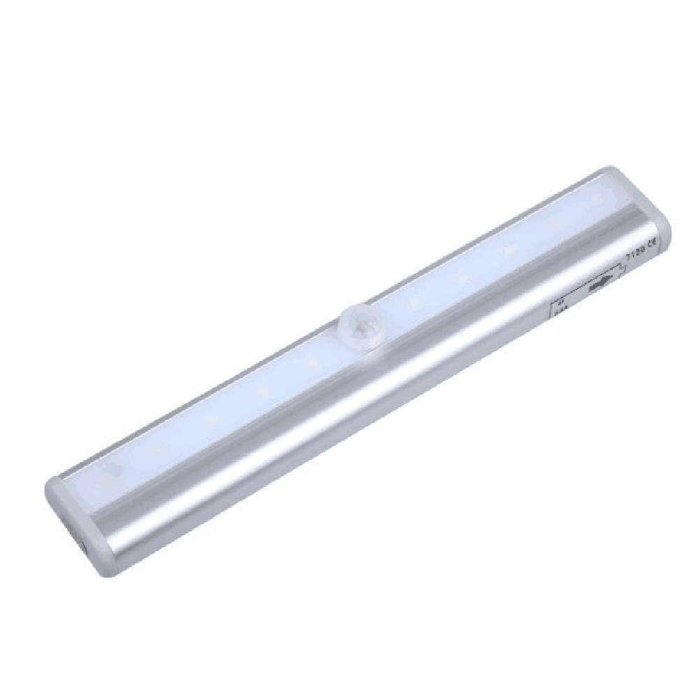 Led Cabi Light Night Portable Motion Sensor Bar Infrared Induction L For Closet Stairs Bedroom