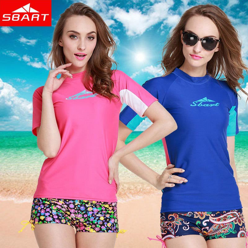 Swimming Shirts For Women
