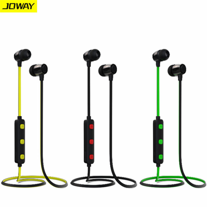 Joway H15 Bluetooth Headset Wireless 4.0 Sports Earphone Stereo Music Running Earphones With Microphone for iPhone Sumsung