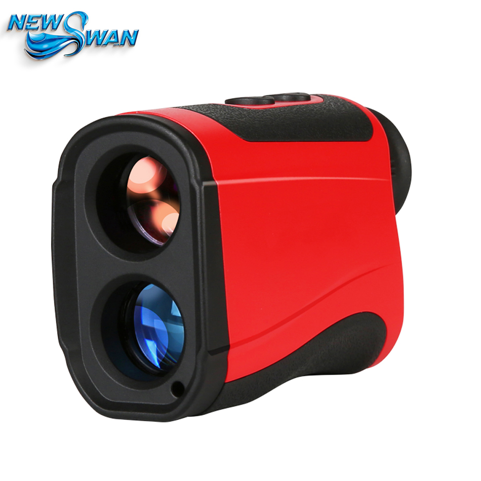 600M~1500M Monocular Laser Rangefinder Telescope Distance Meter Range Finder Golf Slope Hunting Distance Measurement