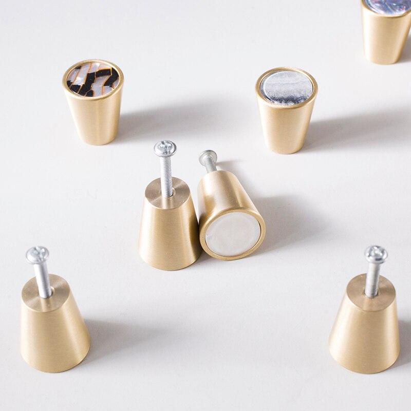 Puxadores De Bronze contínua No Peito Gaveta Armário Roupeiro Gaveta Puxe Puxadores Alças Móveis Multi Projeto