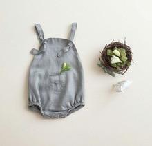 Комбинезон для девочек girl overalls korean