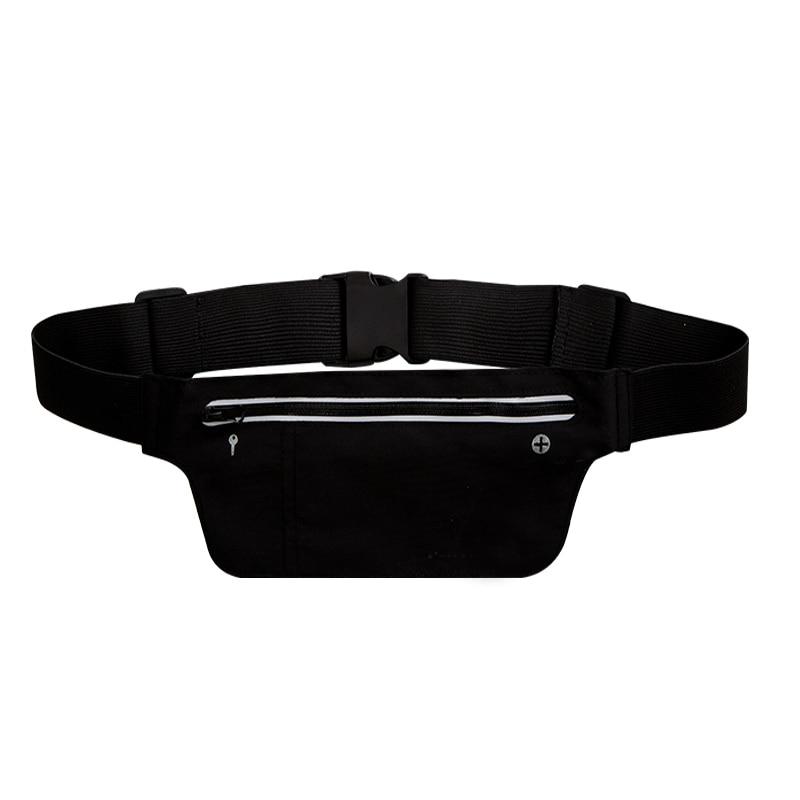 Mode Unisex Högkvalitets Casual Väska midja väska Telefonband - Bälten väskor - Foto 1