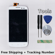 100% QC PASS LCD Display + Touch Screen Digitizer Glass Panel For UMI X2 VOTO X2