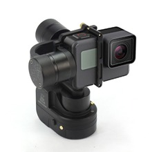 F16639 For Zhiyun Z1 Rider M Support APP Wireless Remote Control Wearable Camera Gimbal WG Stabilizer for GoPro 5 Hero 3 3+4