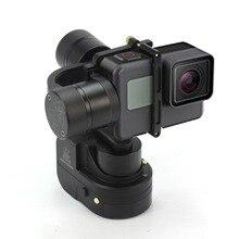 F16639 для Zhiyun Z1 всадник М поддержка App беспроводной пульт дистанционного управления носимых камеры Gimbal WG стабилизатор для GoPro 5 герой 3 3 + 4