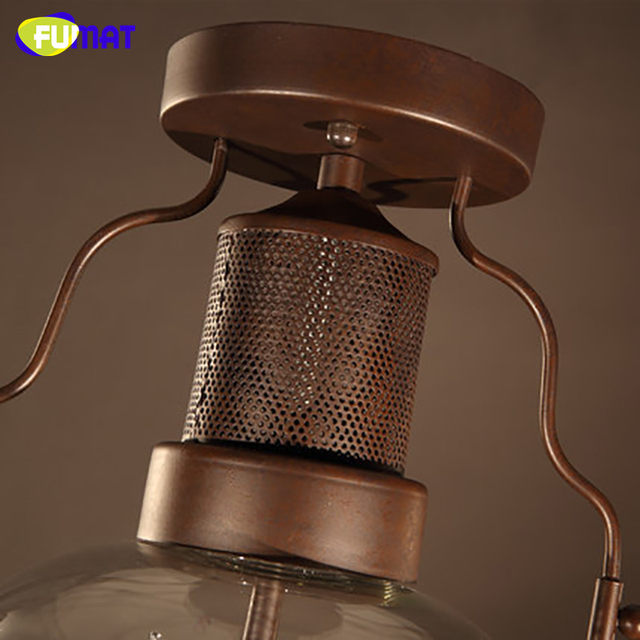 Online shop fumat ceiling lamp industrial metal plafond retro fumat ceiling lamp industrial metal plafond retro ceiling light rustic bedroom vintage lamps antique ceiling lights balcony aloadofball Choice Image