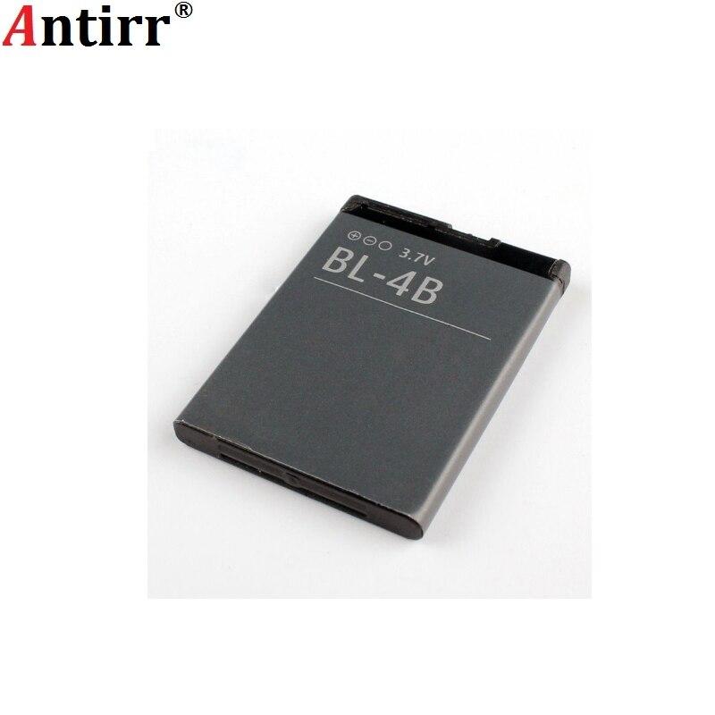 Antirr D'origine BL-4B BL 4B BL4B Batterie de Téléphone portable Pour Nokia 6111 7370 7373 7500 N7070 N2760 2670 2660 2630 5000 N75 N76