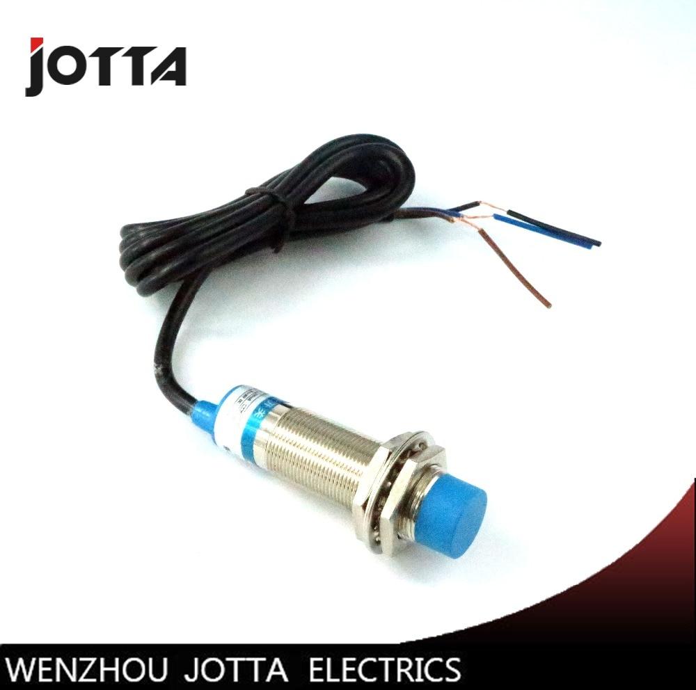 10pcs CFMG brand Dia M18 Proximity Sensor 6-36VDC 8mm detective Approach Inductive Switch LJ18A3-8-Z/BX