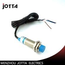 10pcs CFMG brand Dia M18 Proximity Sensor 6-36VDC 8mm detective Approach Sensor Inductive Proximity Switch LJ18A3-8-Z/BX dc 6 36v npn nc 8mm tubular inductive proximity sensor switch lj18a3 8 z ax