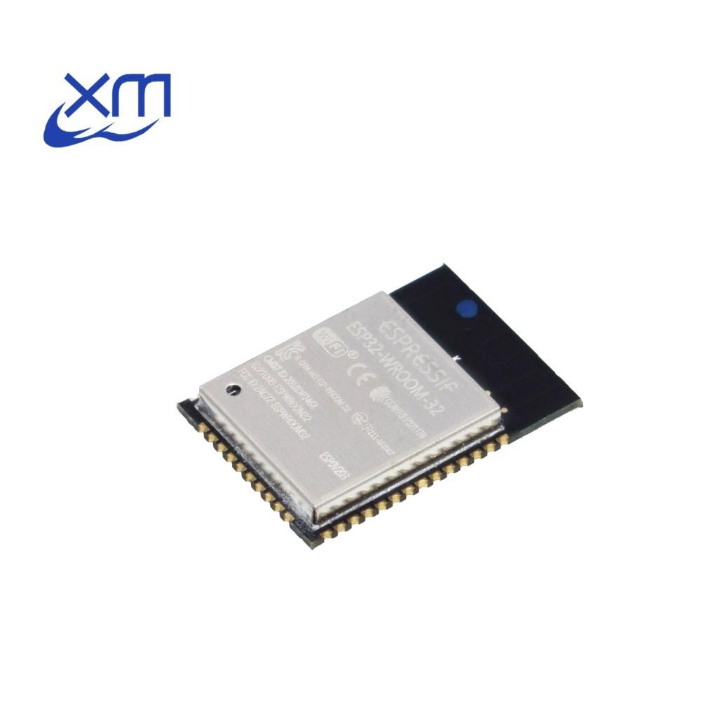 ESP-32S ESP-WROOM-32 ESP32 ESP-32 Bluetooth and WIFI Dual Core CPU with Low  Power Consumption MCU ESP-32