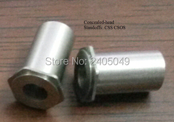 CSOS-M4-4       Concealed-head standoffs,  Stainless steel, Nature ,PEM standard,in stock, Made in china,
