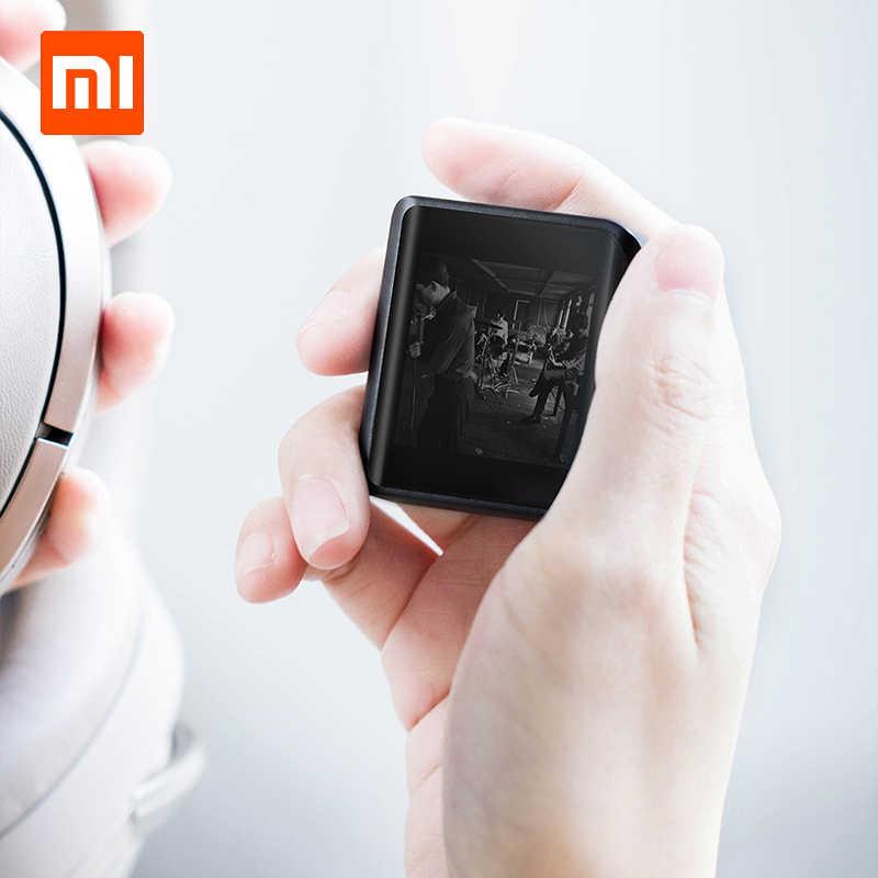 Xiaomi ShanLing M0 Hi-Res портативный mp3 музыкальный плеер LG 1,54 дюймовый сенсорный экран точное управление Поддержка Bluetooth беспроводной Эра