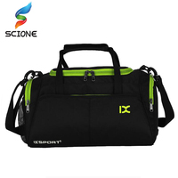 2017 Hot Top Quality Professional Large Capacity Sports Bag Waterproof Gym Bag For Men Women Duffle