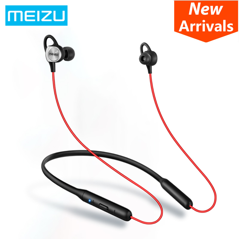 все цены на Original Meizu EP52 Earphone Wireless Bluetooth 4.1 Waterproof Sports Headset CSR 8645 Stereo EP51 Update With MIC Support Apt-X онлайн