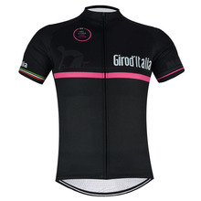 Tour De Italy D'ITALIA Black Cycling Jersey Mtb Bicycle Clothing Bike Clothes Maillot Ropa Ciclismo Short Sleeve Sportwear spain