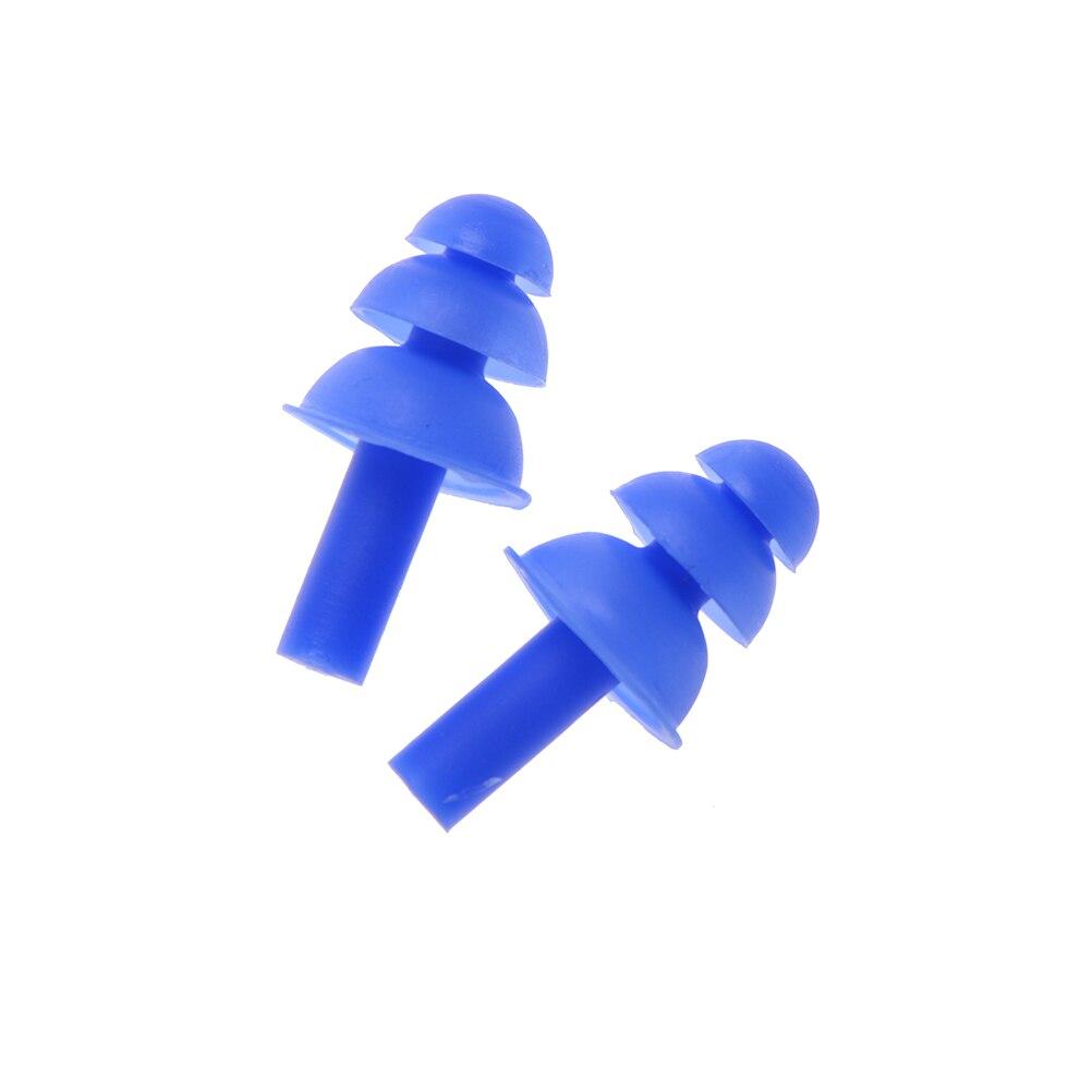 1 Paar Weiche Silikon Ohr Stecker Schallschutz Ohr Schutz Ohrstöpsel Anti Lärm Schnarchen Schlafen Stecker Für Reise