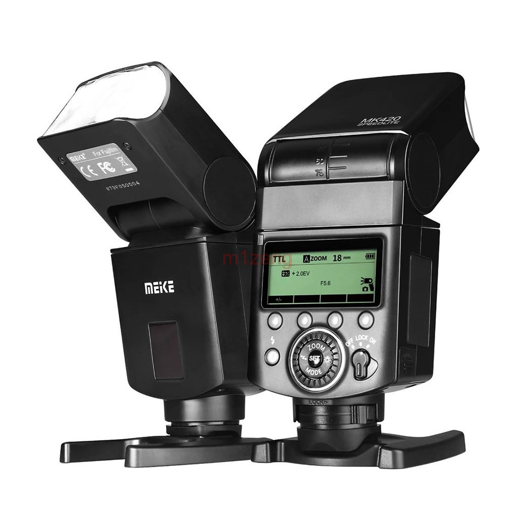 Mk420 TTL Горячий башмак вспышки Speedlite света для Fujifilm x100f X100 x100t xt10 xt20 XT1 XT2 XE1 xe2 x70 x a2 x M1 камеры