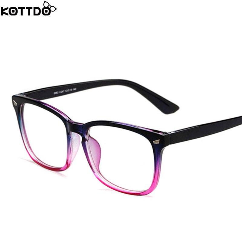 KOTTDO modes retro lasīšanas acu brilles vīriešiem sieviešu - Apģērba piederumi